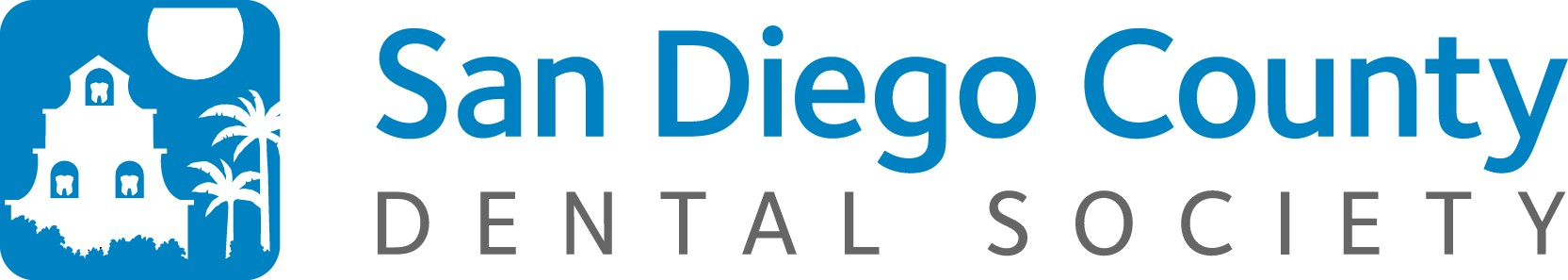 San Diego County Dental Society logo